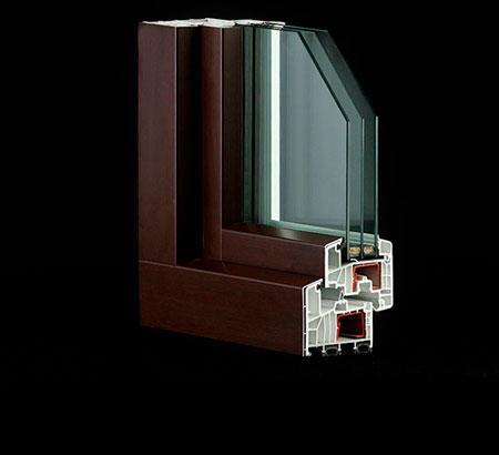 κούφωμα συνθετικό, παραθύρων, Ανοιγοανακλινόμενα