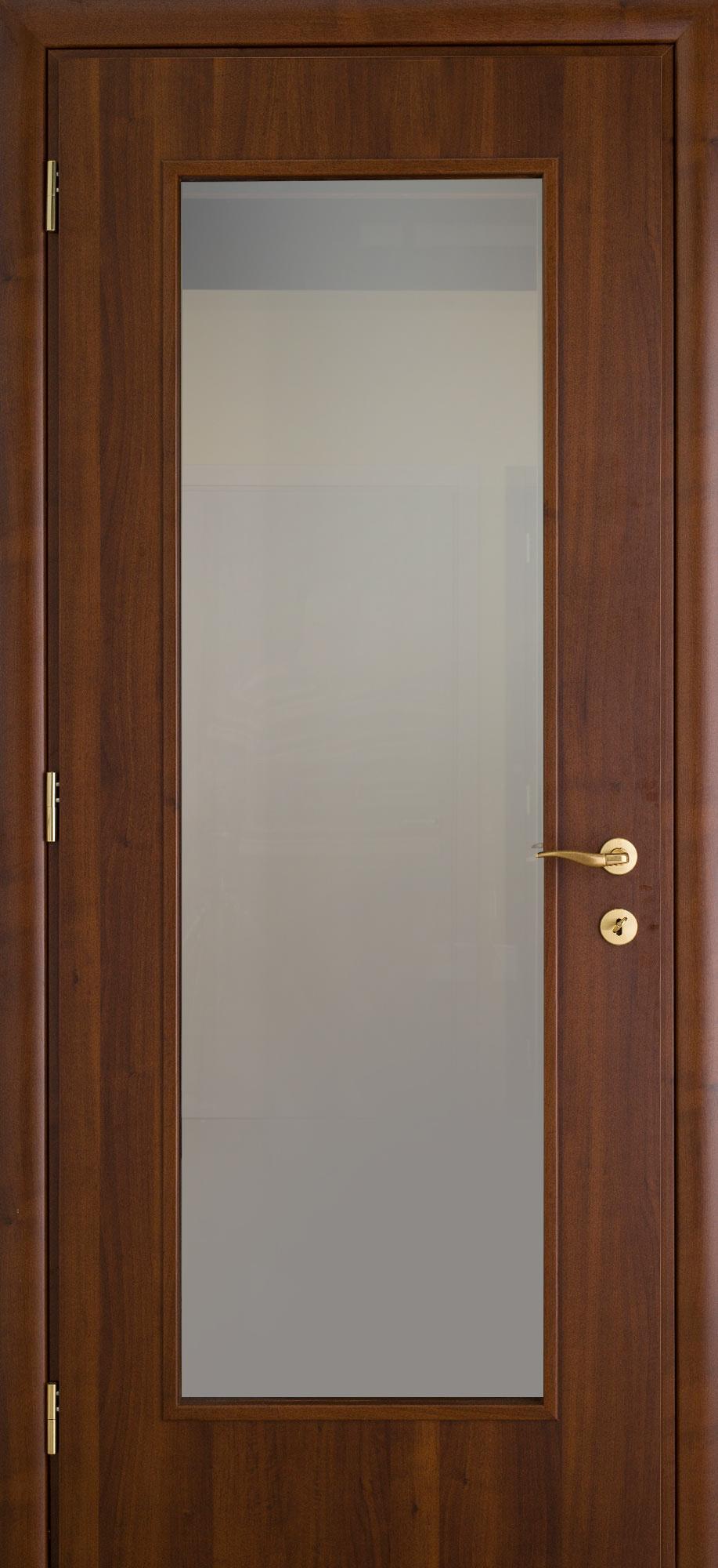 Πόρτες εσωτερικές, Τζαμωτή, Ξύλινη