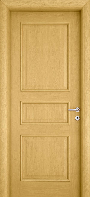 Εσωτερικές πόρτες, Ξύλινη, Σπιτιού, Exclusive, Ταμπλαδωτή